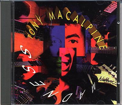 Tony MacAlpine - Madness